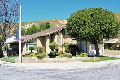 Saugus Single Family Home For Sale: 28603 Kathleen Avenue
