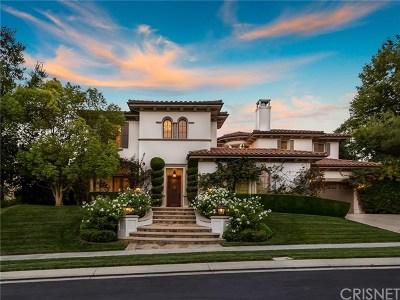 Brentwood, Calabasas, West Hills, Woodland Hills Single Family Home For Sale: 4189 Prado De Los Pajaros