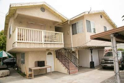 Pasadena Single Family Home For Sale: 464 Douglas Street