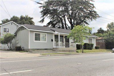 Altadena Multi Family Home For Sale: 185 E Woodbury Road
