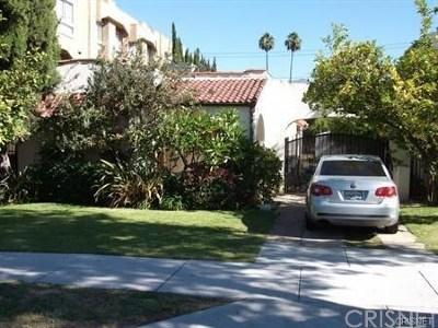 Glendale Single Family Home For Sale: 649 W California Avenue