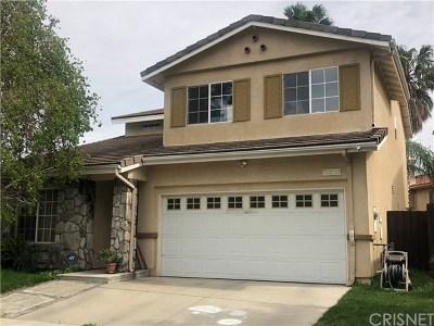 Sylmar CA Single Family Home For Sale: $499,900