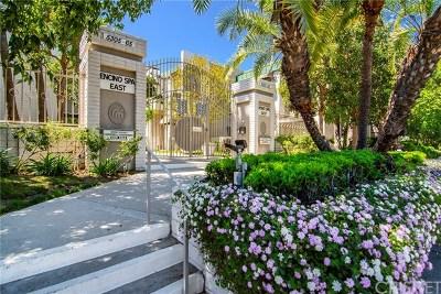 Condo/Townhouse For Sale: 5325 White Oak Avenue #C