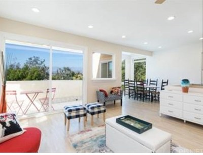 Studio City Single Family Home For Sale: 4110 Vanetta Place