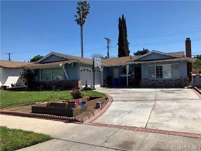 West Hills Single Family Home For Sale: 7728 Sausalito Avenue