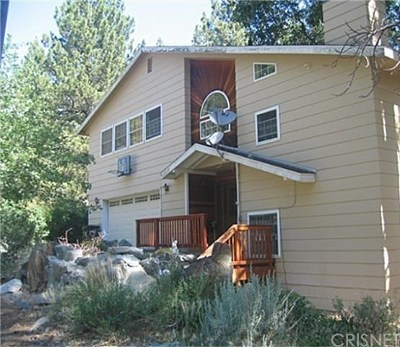 Wrightwood Single Family Home For Sale: 23137 Cardinal Road