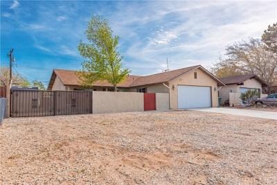 Mojave Single Family Home For Sale: 2830 Arroyo Avenue