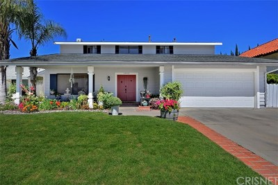 West Hills Single Family Home For Sale: 23033 Enadia Way