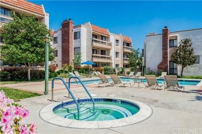 Encino Condo/Townhouse For Sale: 17174 Burbank Boulevard