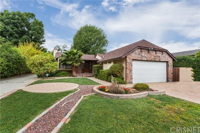 Single Family Home For Sale: 5155 Densmore Avenue