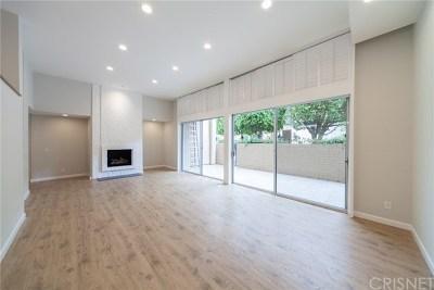 Encino Condo/Townhouse For Sale: 5278 Lindley Avenue