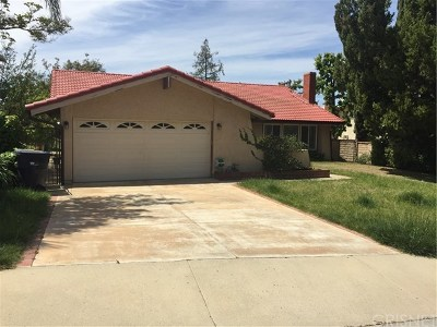Agoura Hills Single Family Home For Sale: 6305 Timberlane Street