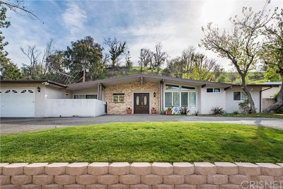 Woodland Hills Single Family Home For Sale: 22230 Tiara Street