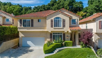 Newhall Single Family Home For Sale: 23652 White Oak Court