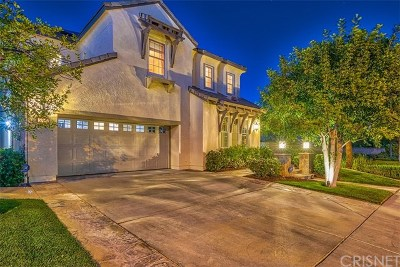Valencia Single Family Home For Sale: 27012 Timberline Terrace
