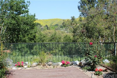 Agoura Hills Condo/Townhouse For Sale: 4046 Yankee Drive