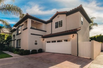 Sherman Oaks Single Family Home For Sale: 13720 Mammoth Place