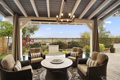 Valencia Single Family Home For Sale: 24280 La Montura Drive