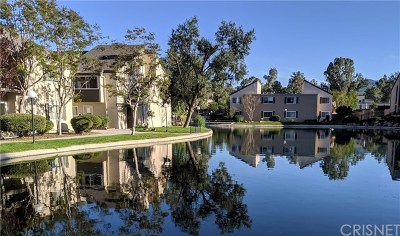 Valencia Condo/Townhouse For Sale: 24434 Nicklaus Drive #M5