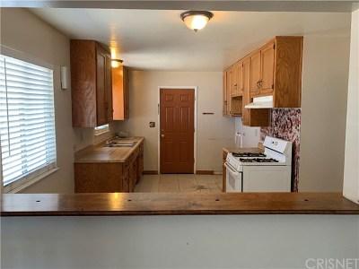 Mojave Single Family Home For Sale: 15279 Nadene Street