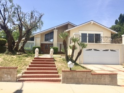 Single Family Home For Sale: 11949 Darby Avenue