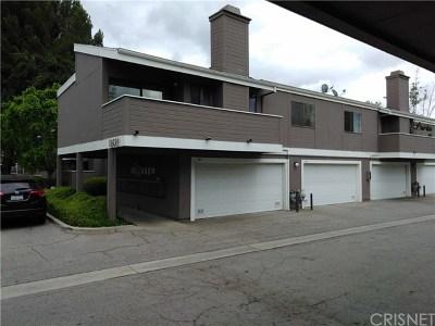 Sylmar CA Condo/Townhouse For Sale: $359,000