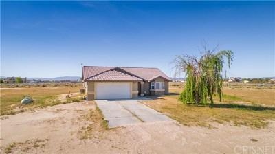 Rosamond Single Family Home For Sale: 6914 Roland Avenue