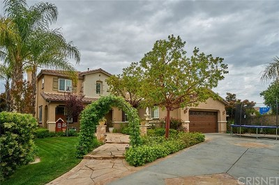 Single Family Home For Sale: 24312 Calle Terraza