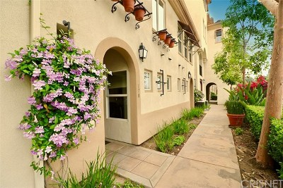 Pasadena Condo/Townhouse For Sale: 178 N Madison Avenue