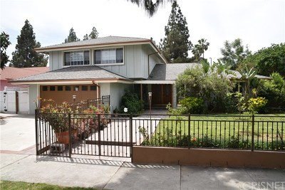 Porter Ranch Single Family Home For Sale: 19072 Los Alimos Street