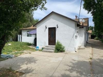 Van Nuys Single Family Home For Sale: 14939 Wyandotte Street