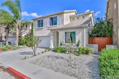 Sylmar Single Family Home For Sale: 12257 Willowbend Lane