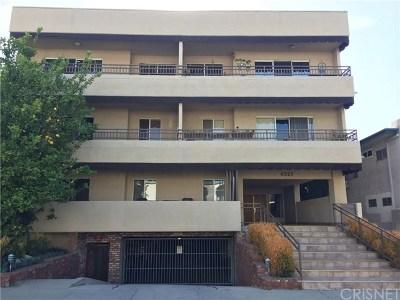 Sherman Oaks Condo/Townhouse For Sale: 4521 Colbath Avenue #106