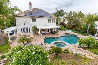 Valencia Single Family Home For Sale: 26802 Stonegate Drive