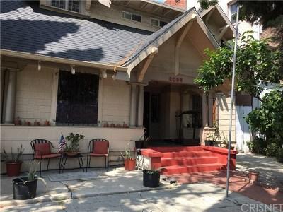 Hollywood Multi Family Home For Sale: 5603 La Mirada Avenue