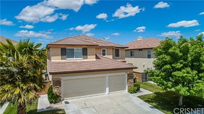 Canyon Country Single Family Home For Sale: 18313 Owl Court