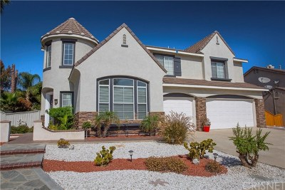 Corona Single Family Home For Sale: 22305 Hayworth Court