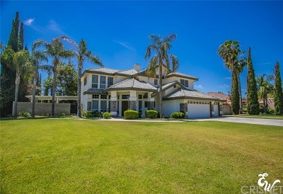 Bakersfield Single Family Home For Sale: 15901 Johnson Road
