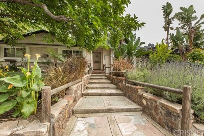 Woodland Hills Single Family Home For Sale: 22444 Macfarlane Drive