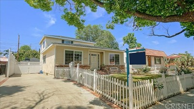 Burbank Multi Family Home Active Under Contract: 415 N Ontario Street