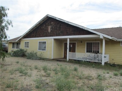 Acton CA Single Family Home For Auction: $750,000