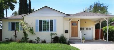 Single Family Home For Sale: 17326 Tiara Street