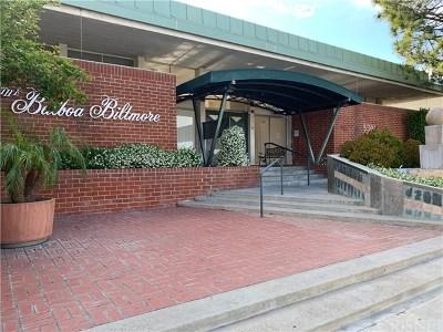 Encino Condo/Townhouse For Sale: 5301 Balboa Boulevard #G3