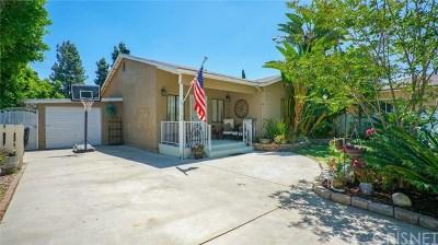 Burbank Single Family Home For Sale: 1124 N Naomi Street