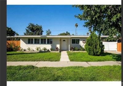 Reseda Single Family Home For Sale: 19429 Lull Street