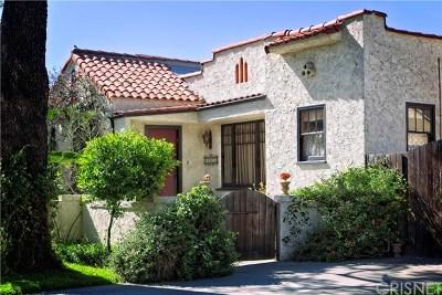 Valley Glen Single Family Home For Sale: 14035 Gilmore Street
