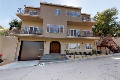 Single Family Home For Sale: 15330 Del Gado Drive