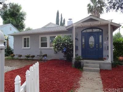 Lake Balboa Single Family Home For Sale: 7455 Gaynor Avenue