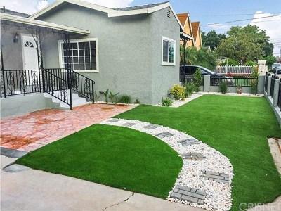 San Fernando Multi Family Home For Sale: 1012 Kewen Street