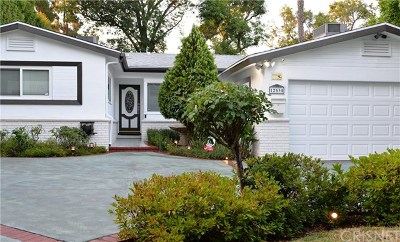 Burbank, Glendale, La Crescenta, Pasadena, Hollywood, Toluca Lake, Studio City, Alta Dena , Los Feliz Single Family Home For Sale: 12535 Kling Street